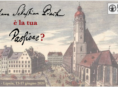 Vola a Lipsia per ascoltare le Passioni