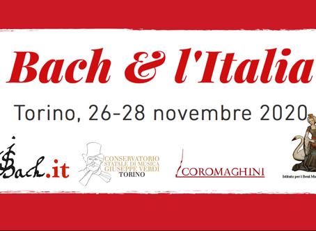 Bach e l'Italia - Sistema Musica