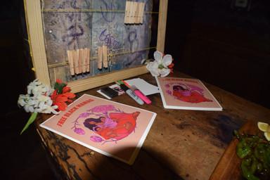 Catherine Villalonga's Prints