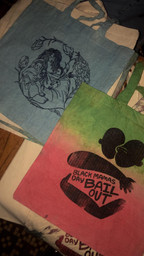 Tote Bags with Logo and Artwork