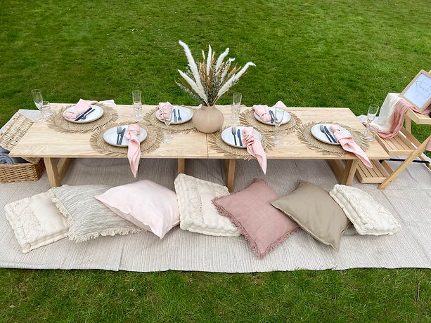 Hens Party Picnics and Baby Shower Picnics
