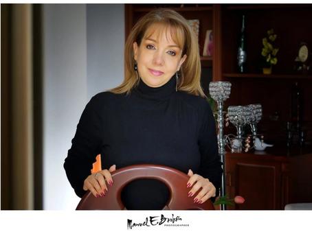 """Adriana Ramos Garbiras: """"Los colombianos también se enferman porque no pueden pagar sus deudas"""""""