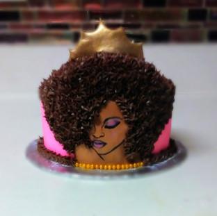 Diva Cake Single Tier
