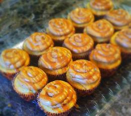 Dulce DeLeche Cupcakes