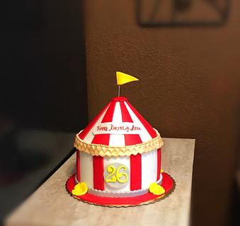 Circus Big Top Theme