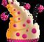 Easley Done Desserts Logo