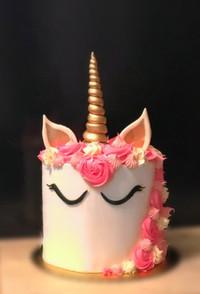 Unicorn Pink and Cream