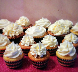 Assorted Brown Sugar Spice Cupcakes