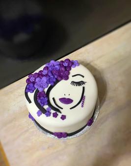 Diva Purple flowers .JPG