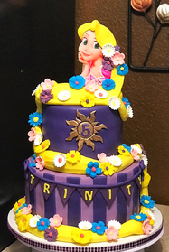 Rapunzel Themed Tiered Cake.png