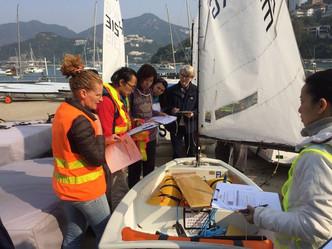 Sailor Registration - Measurement - Class Compliance