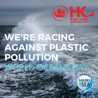 We're Racing Against Plastic - World Oceans Day