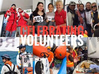 HKRW - Celebrating International Volunteers Day!