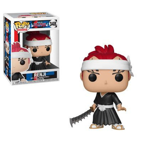 Bleach - Renji - Funko Pop