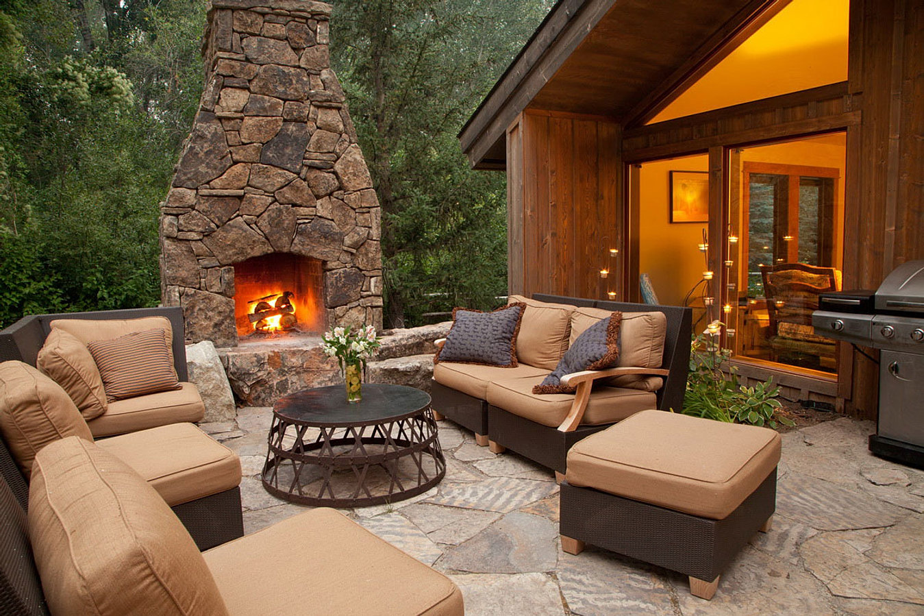 Of Outdoor Fireplaces Inspired Stone Natural Stone Veneer Canada Outdoor Fireplace Ideas