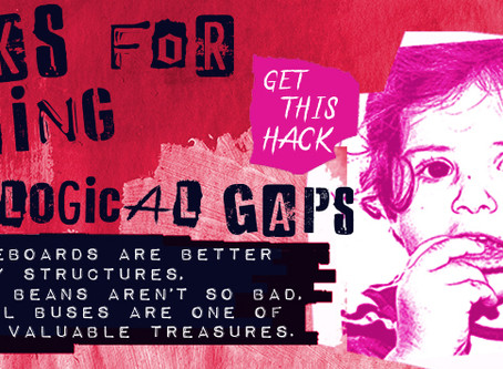 22. Hacks for Solving Physiological Gaps
