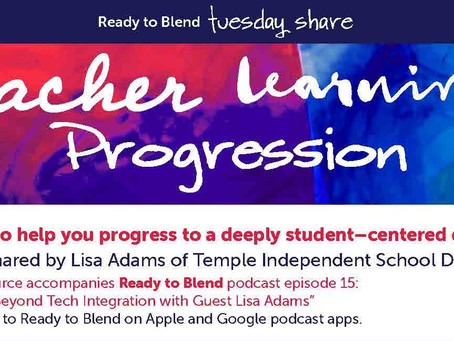 "15. Moving beyond ""Tech Integration,"" with guest Lisa Adams"