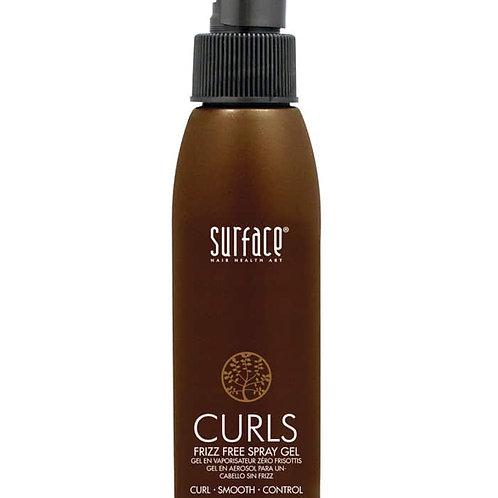 Curls Frizz Free Spray Gel