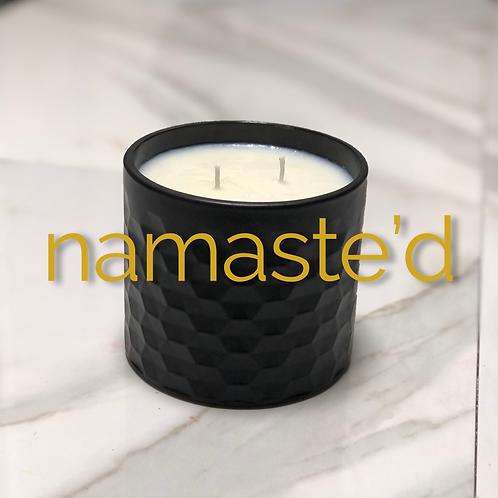 Namaste'd