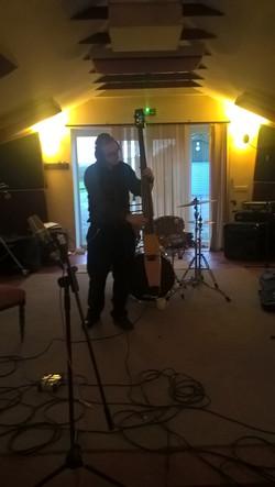 Paul Frewin - Electric Double Bass