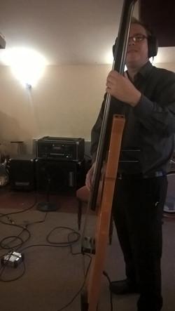 Paul Frewin - Electric Double Bass 2