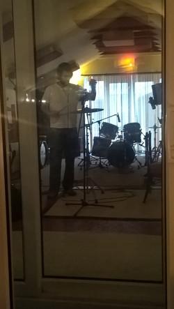 John Stephton - Percussion