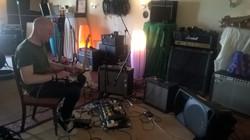 Chris Firminger - Lap Steel 2