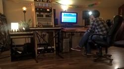 John Stephton Pig Farm Studios