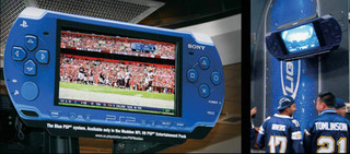 Playstation PSP TV wraps