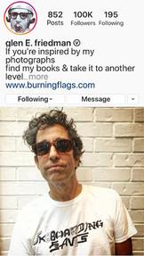 Legendary Photographer/fan