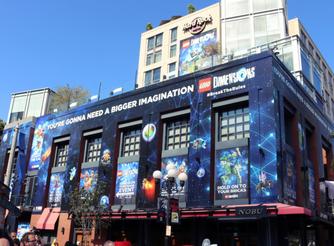 Lego Dimensions Comic Con Event