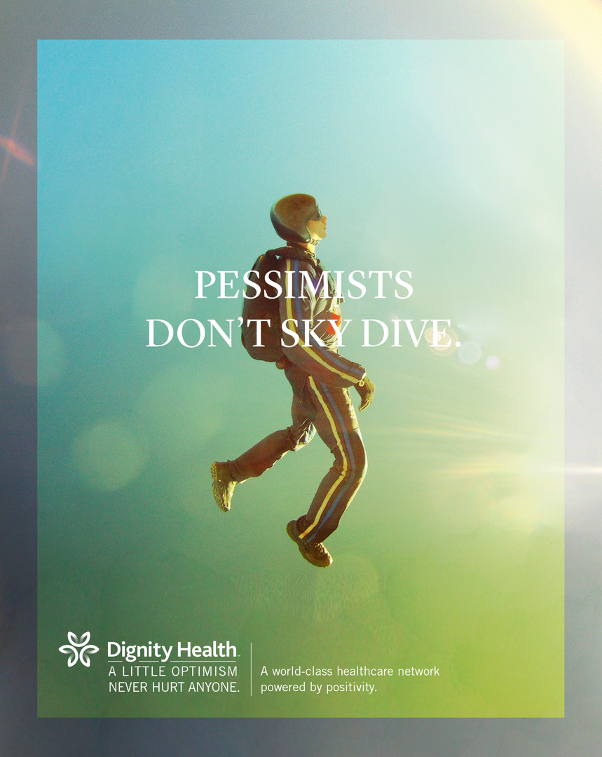 Dignity Health campaign