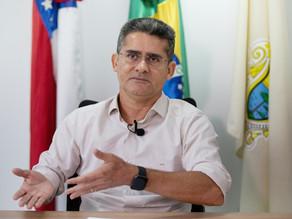 Prefeito do município de Manaus é notificado