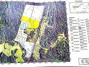 Mais uma área de terra do Amazonas para análise técnica