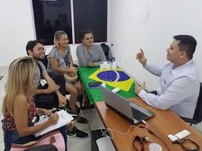 DIRETORIA ELO COMERCIAL AMAZONAS FAZ REUNIÃO DEFINITIVA