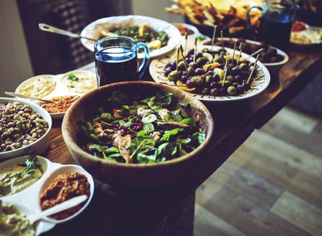 Food: How Your Plate Can Save Humanity