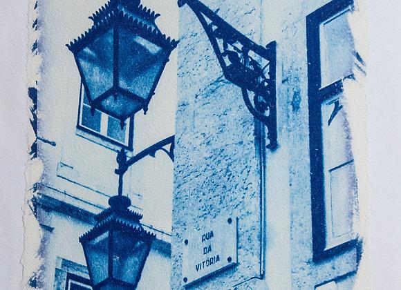 Rua da Vitoria Canvas