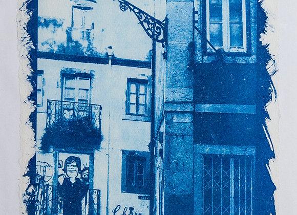 Fado corner Canvas