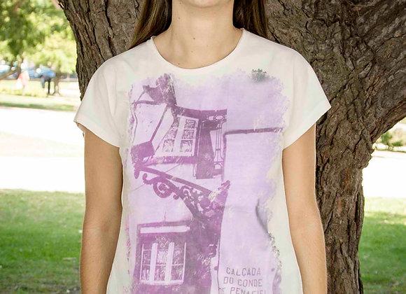 T-shirt Calcada do Conde
