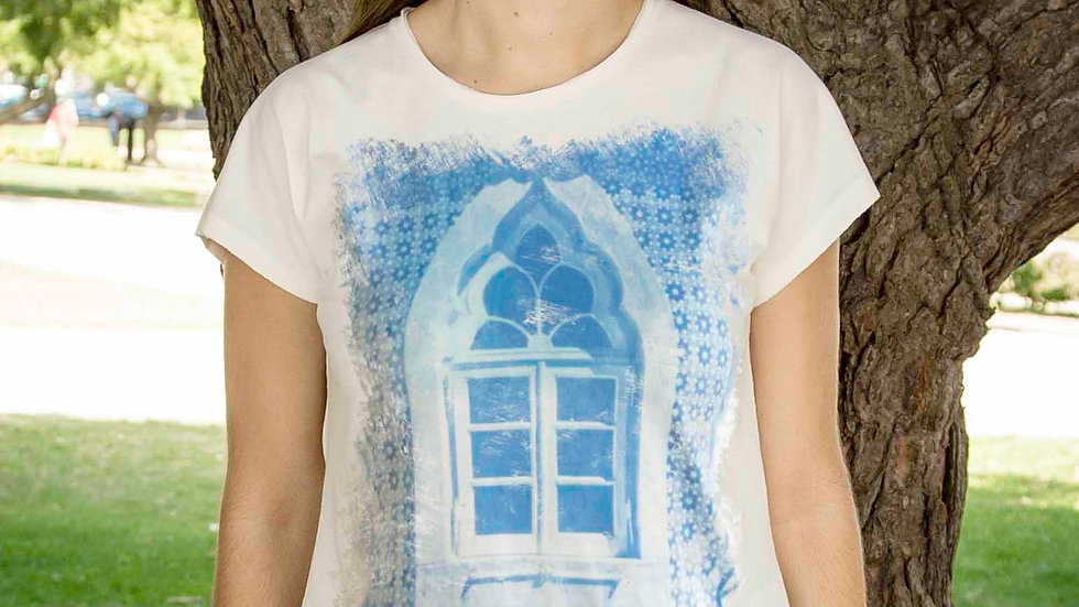T-shirt Pena Window