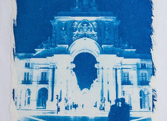 Praça do Comercio Canvas