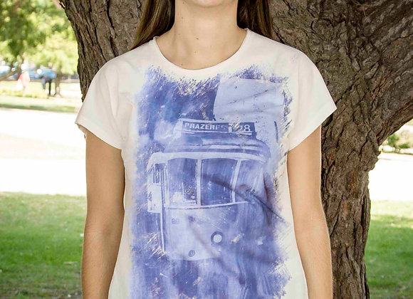 T-shirt Tram 28