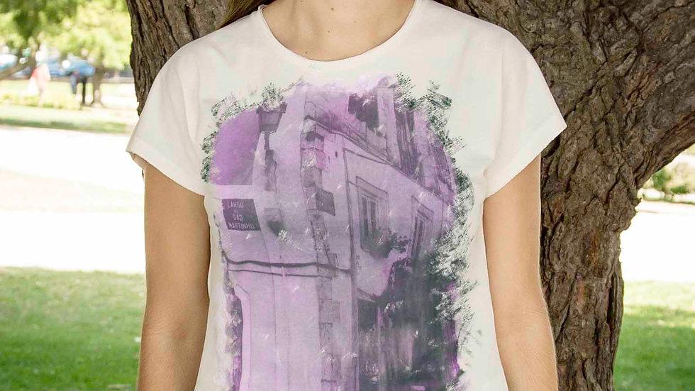 T-shirt Sao Martinho