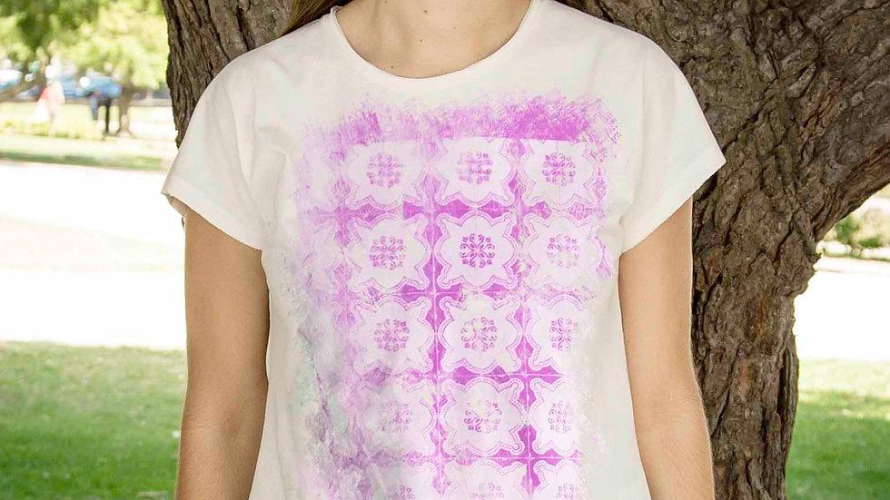 T-shirt Lobelia