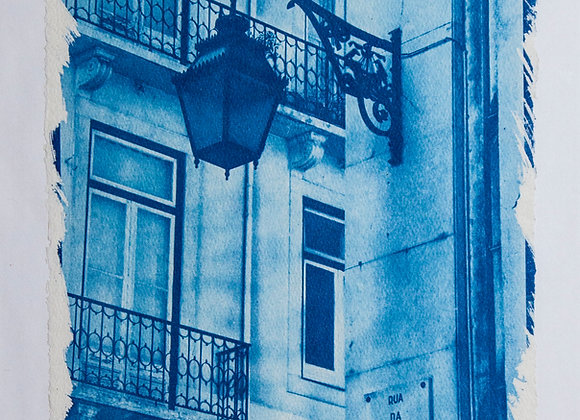 Rua da Madalena Canvas