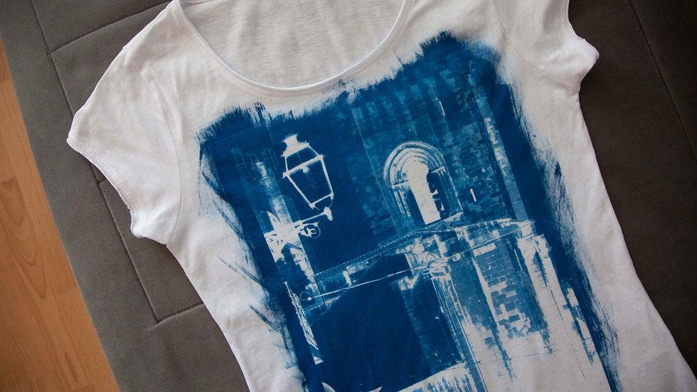 T-shirt Castelo e a Se