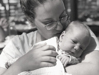 Postpartum Doula vs. Night Nurse:  What's the Difference?