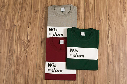 Wis=dom Limited Edition T-Shirt