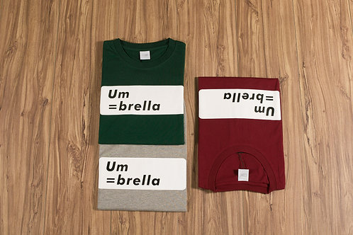 Um=brella Limited Edition T-Shirt
