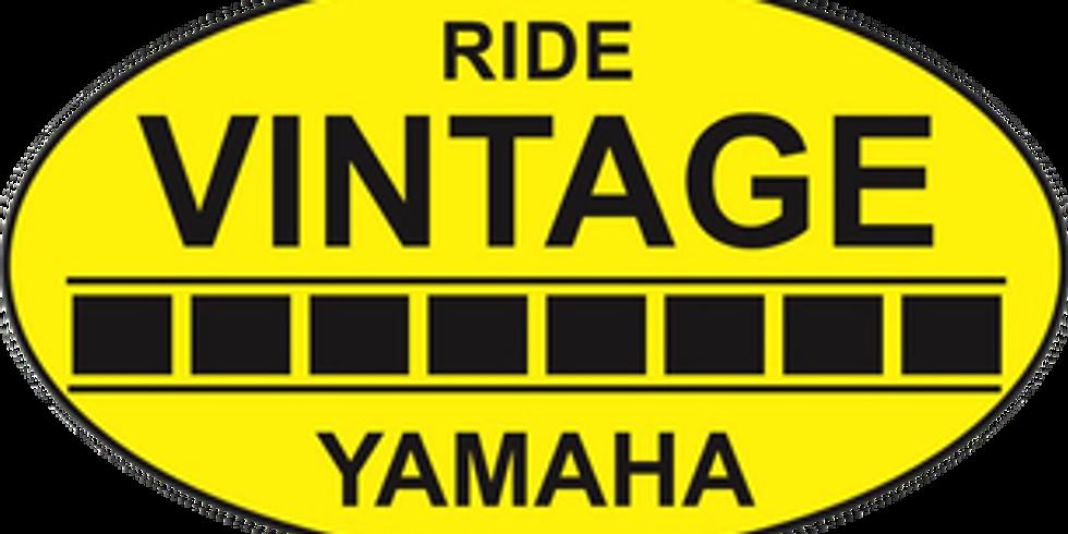 2021 Vintage Yamaha Rally